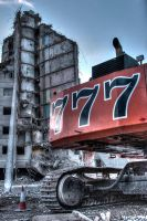 777 - Aug 2012 by neonwilderness
