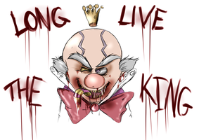 Long live the king by Kittykatpaws