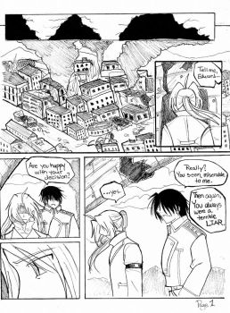 FMA AC: VOLUME 1- PAGE 1 by TheMadWoman-Ellie