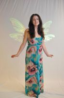 Cima in Flower Dress  027 by FairieGoodMother