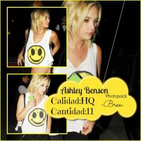 +Ashley Benson Photopack 5 by BrendaSwift