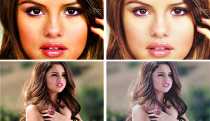 Selena actions by abscenced