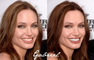 Angelina Jolie1 by GabForLashes