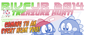 RivFur 2014: Hunt Teaser! by carnival