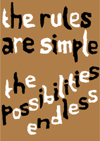 The rules are simple 2 by Tamara-Hawk
