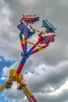 Up Up And Away by Bazz-photography