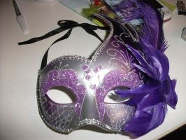 Mask for a MASQUERADE by Hizaki-Project