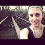 Abandoned Race Track. by LizzieMuder