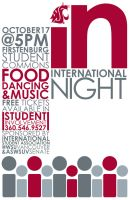 WSU International Night by madFusion15