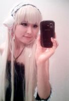 Freya/Chii from Chobits by jeeyoonna