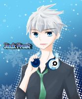 Jack frost by allwellll