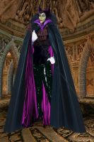 Mistress Maleficent by countess1897