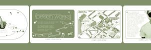 Marc Newson Promo Card by expansiondesign