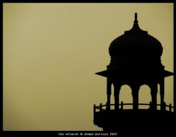 The Minaret I by mentallydeceased