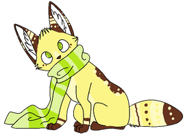Fox Adoptable Auction *PRICE LOWERED* - Closed by KittKattAdoptables
