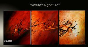 ---'Nature's Signature'--- by meenajolly