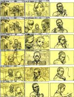 The Boondocks Story Board-2 by kse332