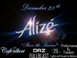alize part 2 by haitianbway