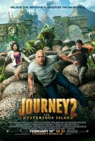 Journey 2 the mysterious island 2012 by MoviePoster2012