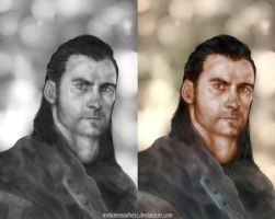 Gannicus by MekareMadness