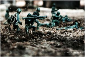 Band of Army Men by caseyboy