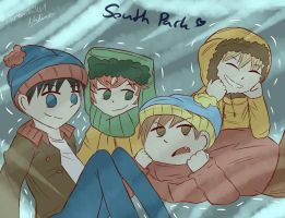South Park 2 by 1GreenHills1