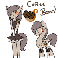 Coffee Bean .:DTA Entry:. by ThePotato-Queen