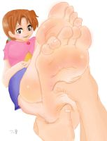 [Pokemon] Delia Ketchum's Soles - Part 2 - by Solesartist
