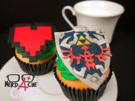 Legend of Zelda by FangirlBakery
