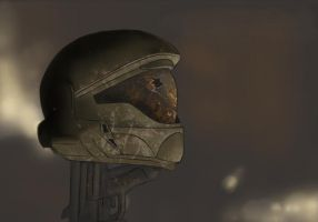 Never Forgotten ODST by SmoothColor
