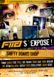 Affiche Expo f2d by takkartwork