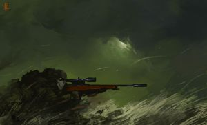 Sniper by TheRisingSoul