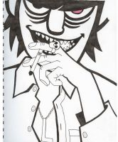 Murdoc by todd102030