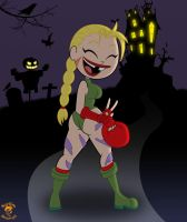 Halloween Jam 2014:  Eris by DaCommissioner