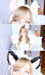 DIY Cat Ears by AnnetteCeliaRosemary