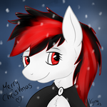 Merry Christmas to you x3 by CKittyKat98