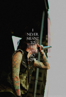 I never meant to be gone so long by MySweetpowerLove