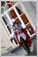 Cosplay Bal - The creed by RedCathedral