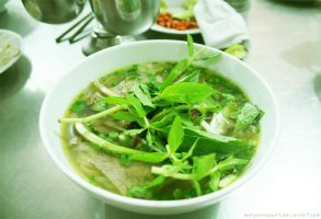 Pho-ever by maryannasaurr