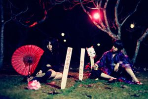 Hold, Release: Rakshasa and Carcasses by itsmejunko