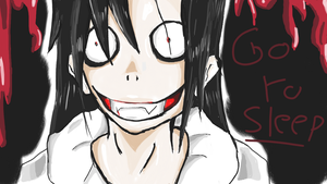 Jeff the killer! by BlackCeleste