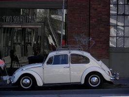 Profiles - Volkswagen Beetle by wbmj-photo