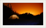 Camping at Bodega Bay by Krakentastic