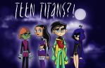 DP - Teen Titans X-over by dralora
