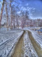 hdr winter 3 by DR13agoslav