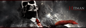 Sign Hitman - Agent 47 by ROH2X