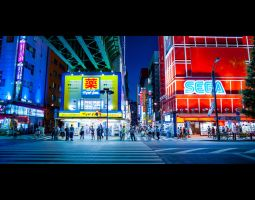A K I B A by burningmonk