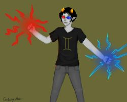 Sollux Captor!! by Kathaaa
