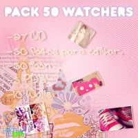 Pack 50 Watchers by HitTheLights3