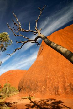 Uluru 3 by Spanishalex